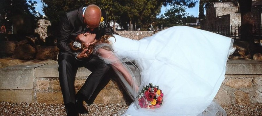 The Most Perfect Wedding Day in Cyprus